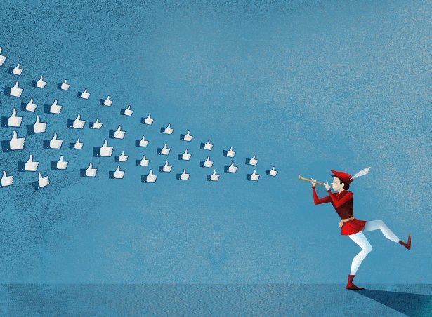 Deja sekotājiem Autors: 100 A 20 satīriskas ilustrācijas, kas precīzi ataino mūsdienu sabiedrību!