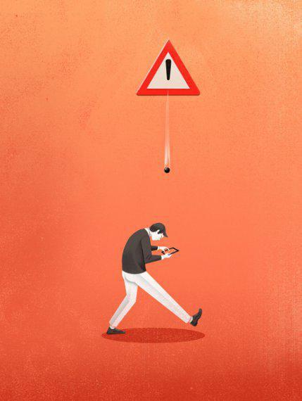 Uzmanību Autors: 100 A 20 satīriskas ilustrācijas, kas precīzi ataino mūsdienu sabiedrību!