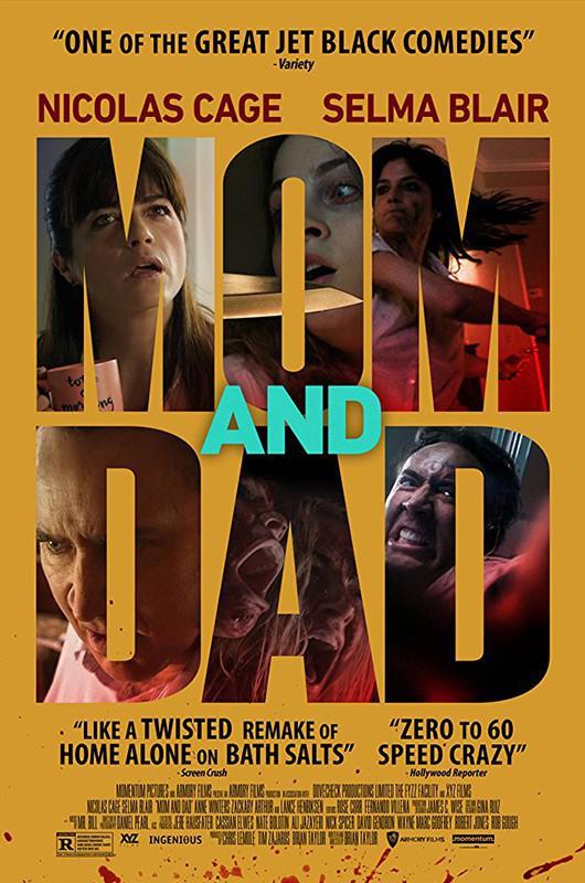 Mamma un tētis 2017... Autors: Twisted Content Piecas labas, taču nezināmas šausmu filmas - 3. daļa