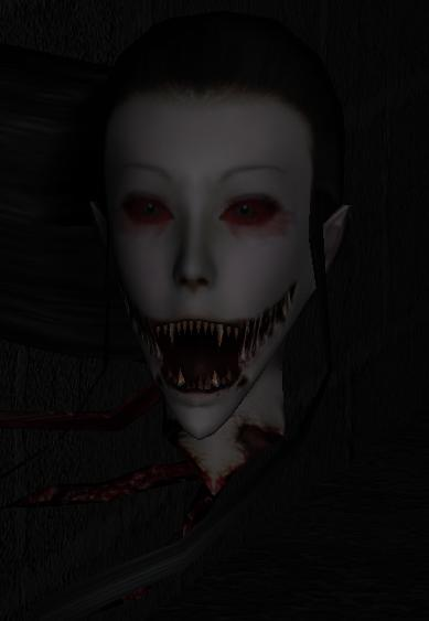 "Čavas visiemEs jums... Autors: ere222 zxzxhzc Gļuki spēlei ""Eye the horror game""!"
