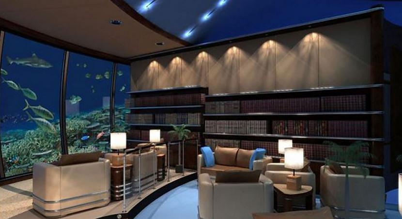 Autors: 3L3KTR1C0 Viena nakts šajā viesnīcā maksā 15 000 dolārus.