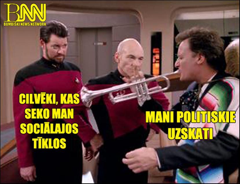 Autors: Bumbišķi News Network Tā gadās!