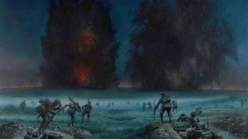 Pēc apdullinoscarona... Autors: Plane Crash central Viens sprādziens - 10 000 bojā gājušu vācu karavīru