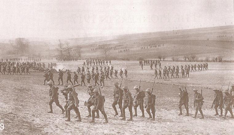 Vairākas nedēļas 2266 britu... Autors: Plane Crash central Viens sprādziens - 10 000 bojā gājušu vācu karavīru