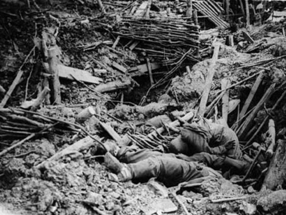 Sprādziens iznīcināja lielāko... Autors: Plane Crash central Viens sprādziens - 10 000 bojā gājušu vācu karavīru