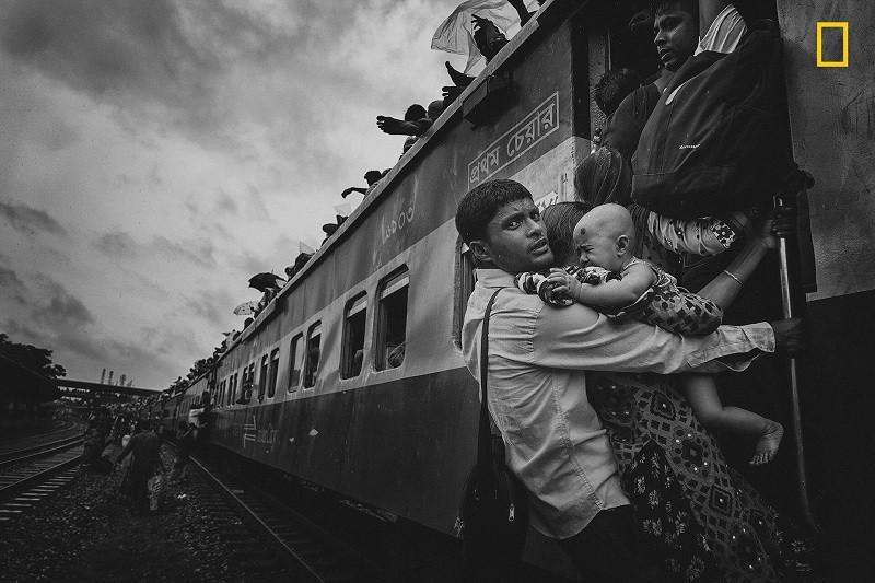 laquoCeļoscaronana kas met... Autors: matilde 10 labākās «National Geographic» fotogrāfijas 2018. gadā