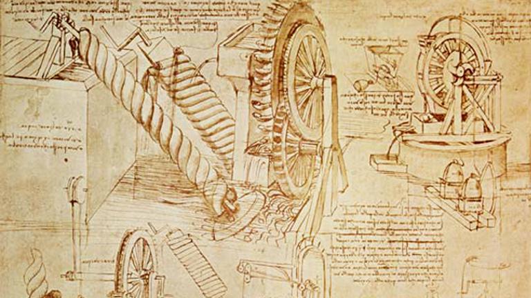 Vai Leonardo da Vinči... Autors: Plane Crash central Atbildes uz interesantiem ar vēsturi saistītiem jautājumiem (12)