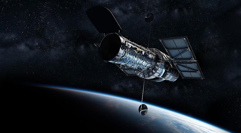 nbspFoto PixabayTas... Autors: Lestets NASA salabo teleskopu kā jau visi citi - izslēdzot un ieslēdzot to