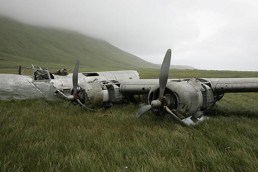 Atka B24D LiberatornbspAtka... Autors: bitchtoday 7 lidmašīnu vraki un to stāsti.