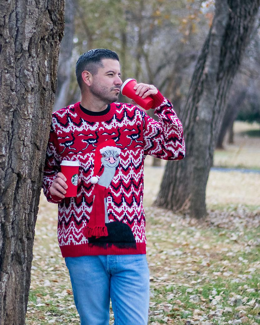 Ja Tev ir vairāk kā 1... Autors: matilde 7 episkas pozas Ziemassvētku fotosesijai, kas Tev obligāti šogad jāizmēģina