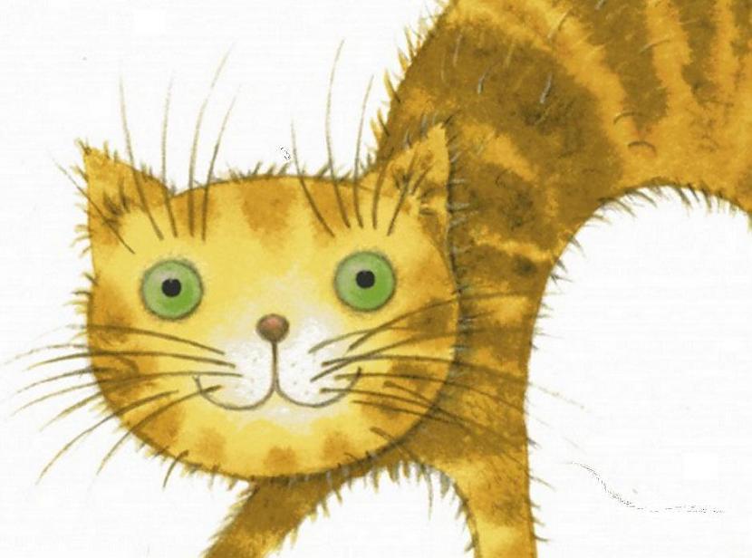 12411 Kaķis esot cēlies no... Autors: rasiks Latviešu tautas ticējumi par kaķiem