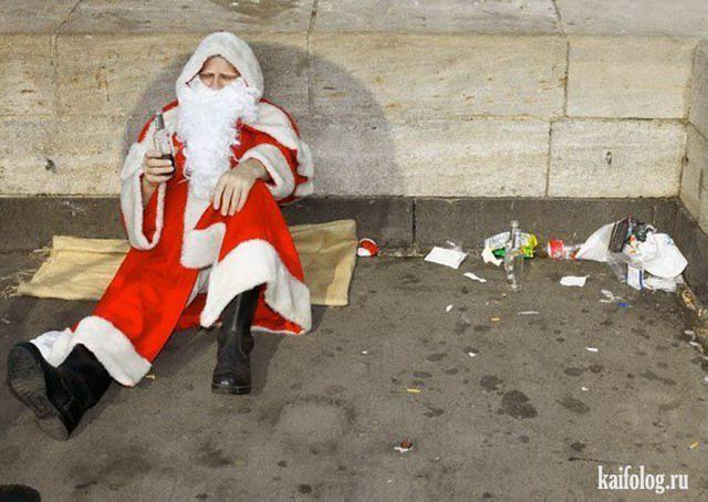 Autors: Pīters Kvils Smieklīgas Ziemassvētku un Jaunā Gada bildītes