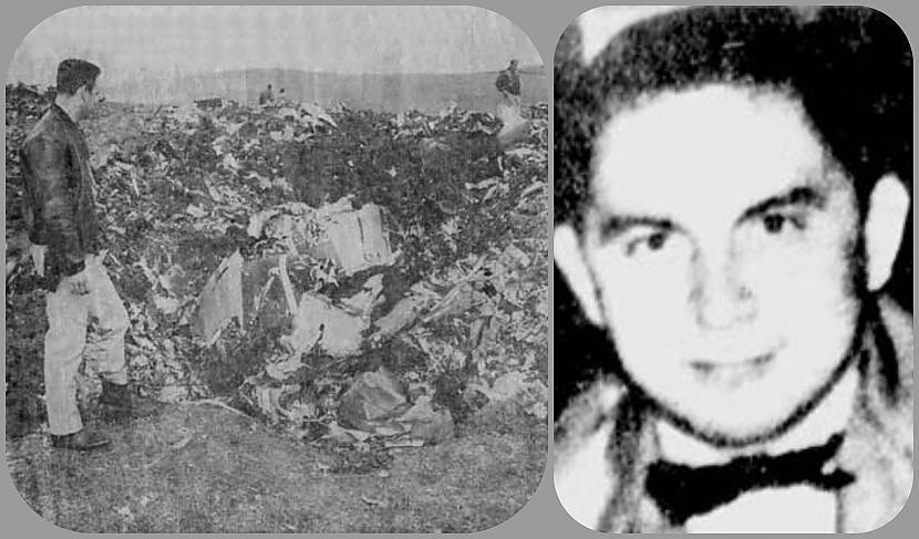 Pasažieris noscaronauj abus... Autors: Plane Crash central Dīvaini un neparasti aviācijas negadījumi