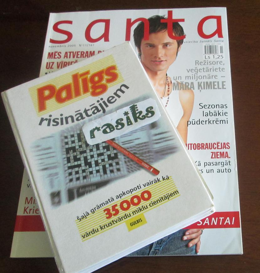 Autors: rasiks FS žurnāls un grāmata