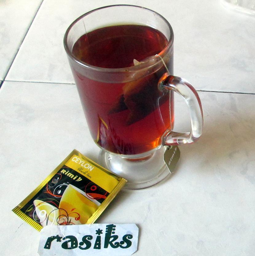 Autors: rasiks FS karsta tēja