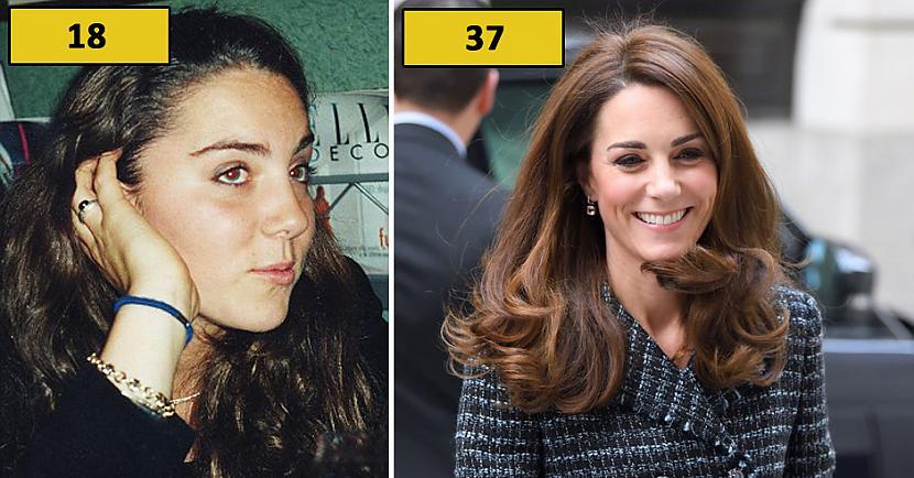 Prinča Viljama sieva Keita Autors: matilde Foto: Kā karaliskās ģimenes pārstāvji izskatījās 18 gadu vecumā?