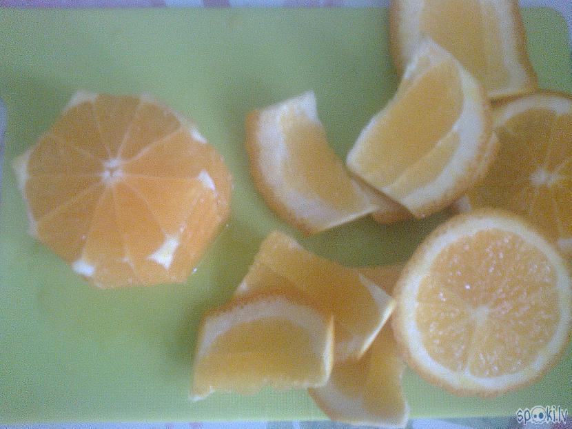 Izfilējam apelsīnu Autors: ezkins Hello, Dolly!