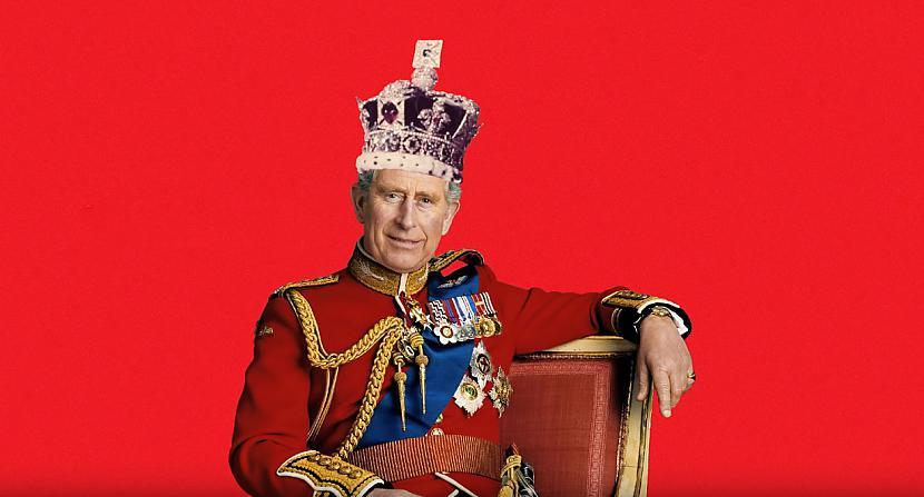 7 Čārlzs kļūs par karaliMirklī... Autors: matilde Kas notiks, kad nomirs Karaliene Elizabete II