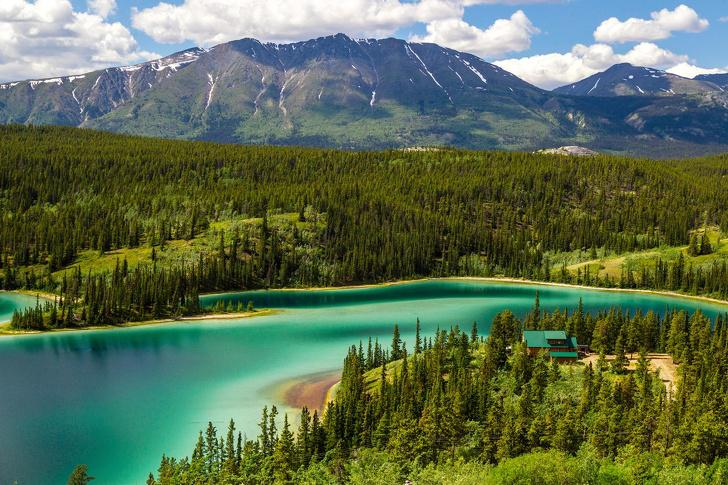Kanādā ir vairāk ezeru nekā... Autors: Lestets 18 lietas, kas pierāda, cik unikāla valsts ir Kanāda
