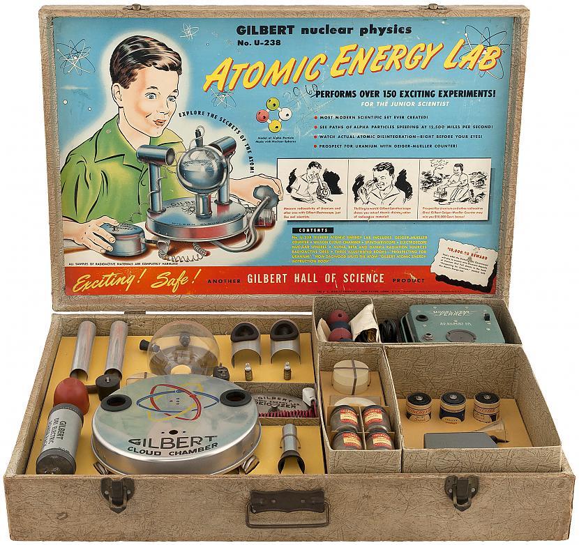 Radioaktīvas rotaļlietasAp... Autors: The Diāna 10 mūsdienās bīstamas lietas, kas dažus gadus atpakaļ bija pilnīgi normālas