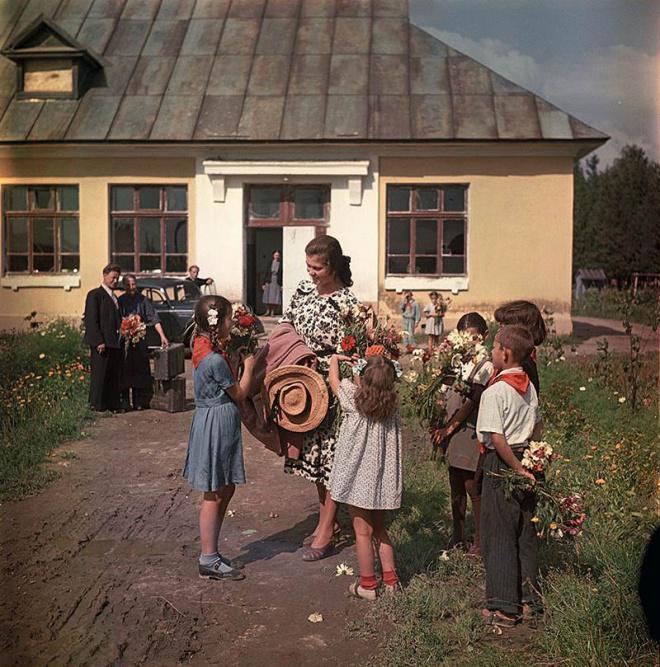 Marks Tvens nebūtu varējis... Autors: Lestets Padomju laika iestudētās fotogrāfijas