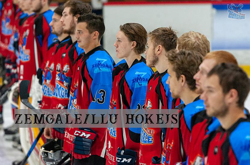 """Scaronovasar Jelgavas ledus... Autors: Hokeja Blogs HK """"Zemgale/LLU"""" hokejs"""