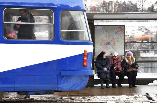 Autors: Dzerbudists Kaitinošākie cilvēki sabiedriskajā transportā
