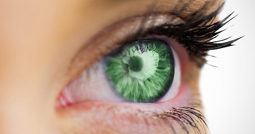 Zaļas acis ndash saikne ar... Autors: janka357 Acis - dvēseles spogulis