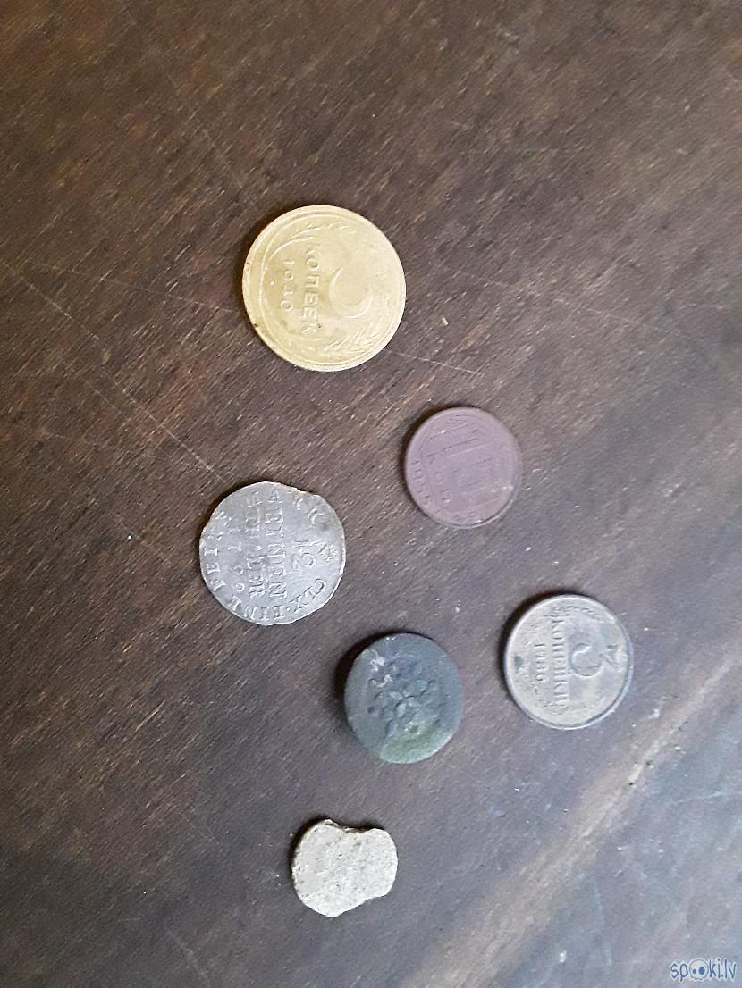 Un kur nu bez pogam un monetam... Autors: mazais muks Kurzeme - te ir interesanti!