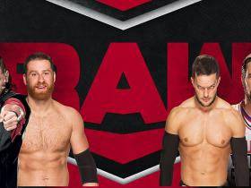 WWE Monday Night RAW 30.12.2019