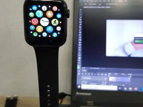 Apple watch kopija no aliexpress, unboxing un videoapskats