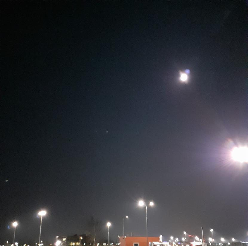 Nedaudz cita pozīcija Autors: Drakonvīrs Pilnmēness plkst 4 - 4.30, un saullēkts...