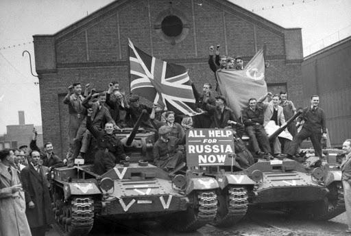 Autors: Jānis Mākoņkalns Kad patiesība grauž acis, jeb kā ASV un britu nodokļu maksātāji nodrošināja PSRS