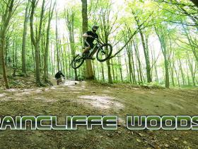 Raincliffe Wood trails -Scarborough