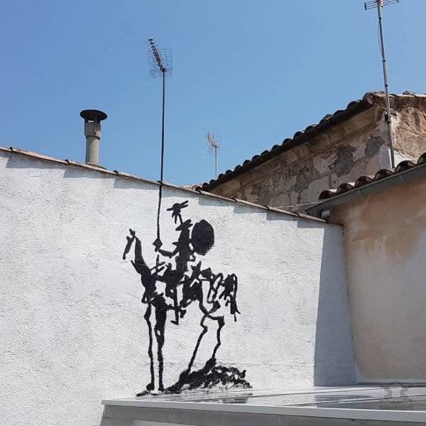 Autors: Fosilija Mākslinieka OakOak ielas māksla