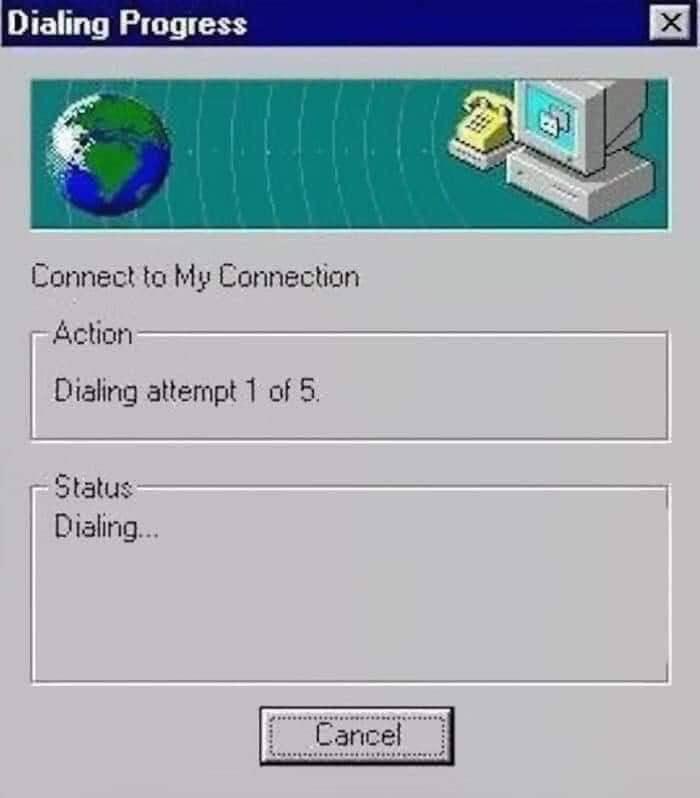 Agrākajās dienās interneta... Autors: Lestets Ak, šīs vecās labās dienas