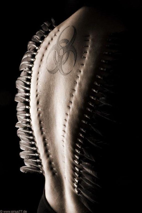 Autors: Fosilija Kur paliek adatas no šļircēm?