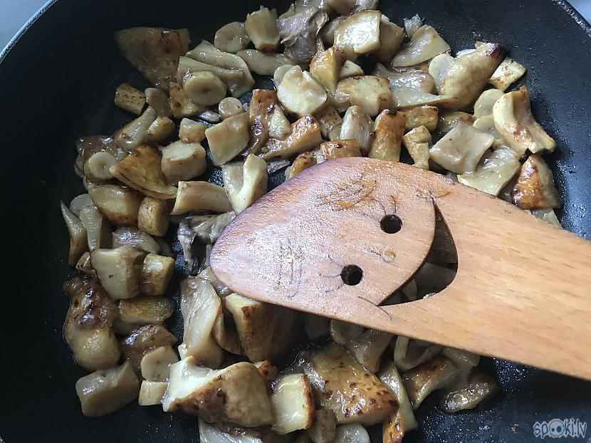 un uzcept Kā gatavot sēņu... Autors: ezkins Atkal sēnītes