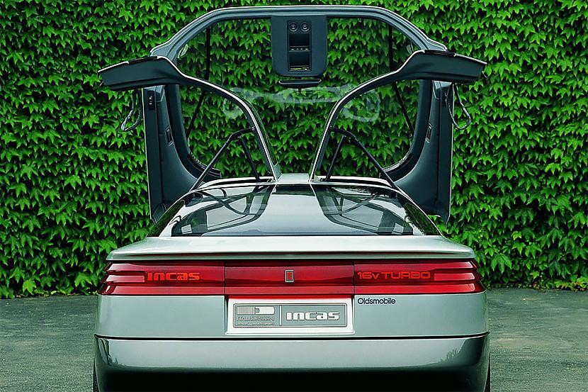 1986 Oldsmobile Incas... Autors: Zibenzellis69 Unikāla automašīna ar neparastāko informācijas paneli