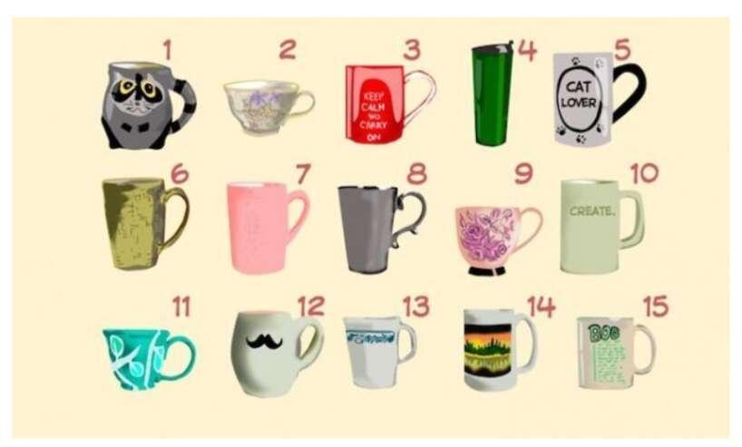 Nr 7Jūs bieži uztraucaties... Autors: Zibenzellis69 Psiholoģisks tests: Ko tasītes izvēle liecina par tavu raksturu?