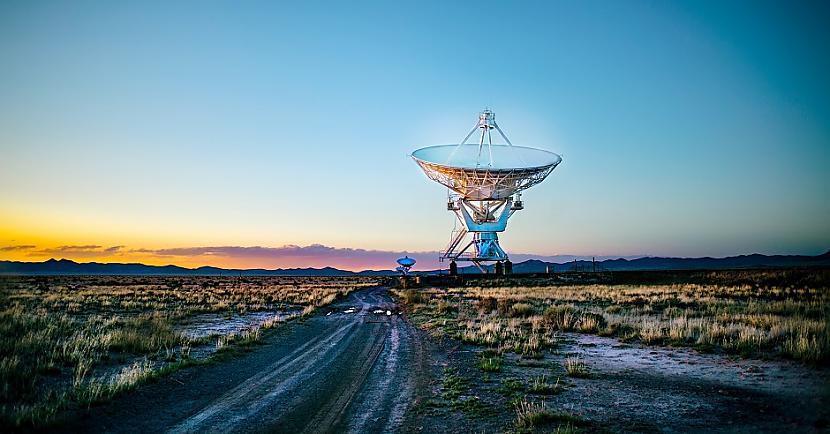 """Kā ziņo quotThe Guardianquot... Autors: Lestets Astronomi uztver """"intriģējošu signālu"""" no Centaura Proksima"""