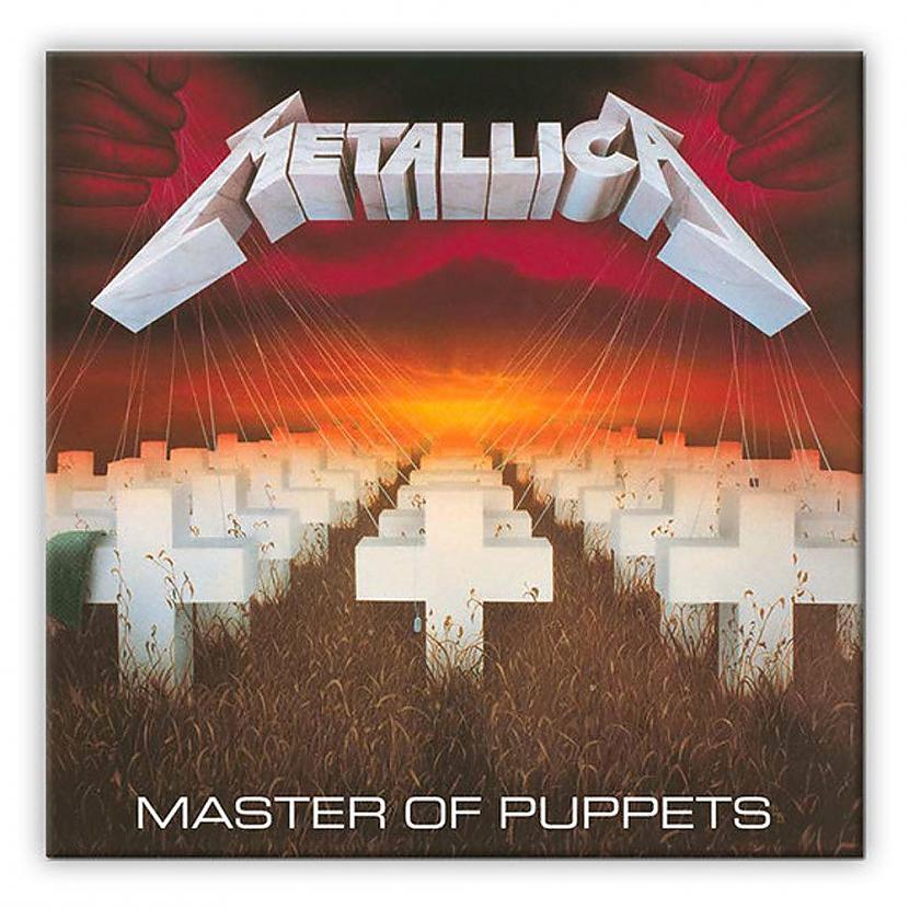 "Autors: Gordejinss 35 gadu jubileja Metallica albumam ""Master Of Puppets"""