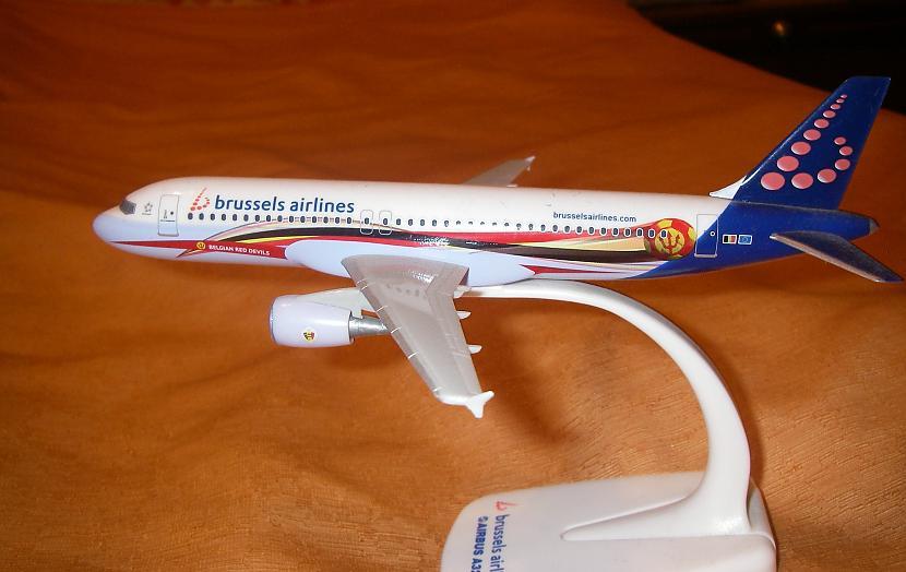 Brussels Airlaines mīl savas... Autors: Sandis Bsn Lidmašīnas
