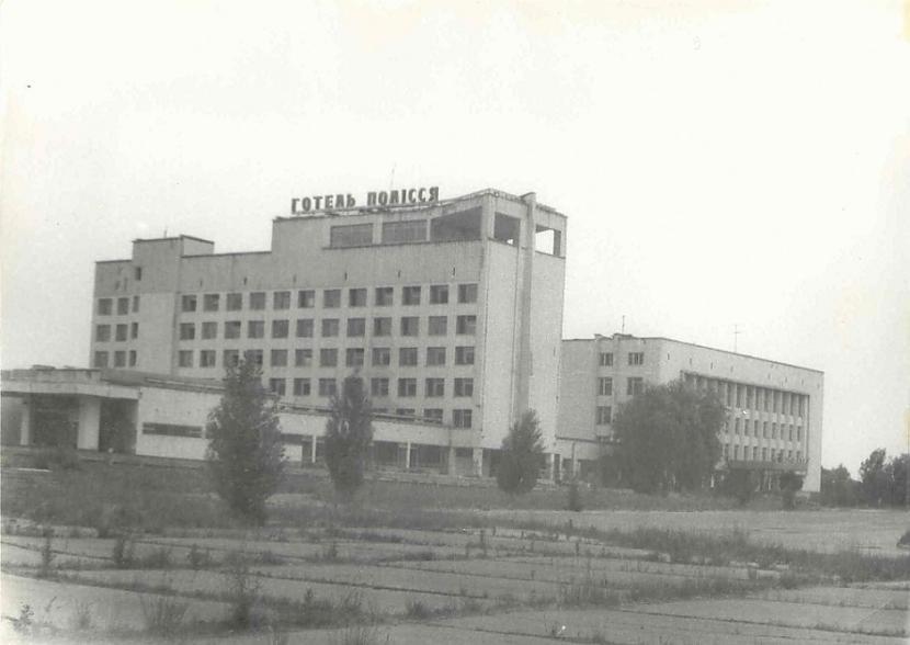 Viesnīca quotPolesjequot 1994... Autors: Lestets Kā izskatījās Pripjata 90-tajos gados