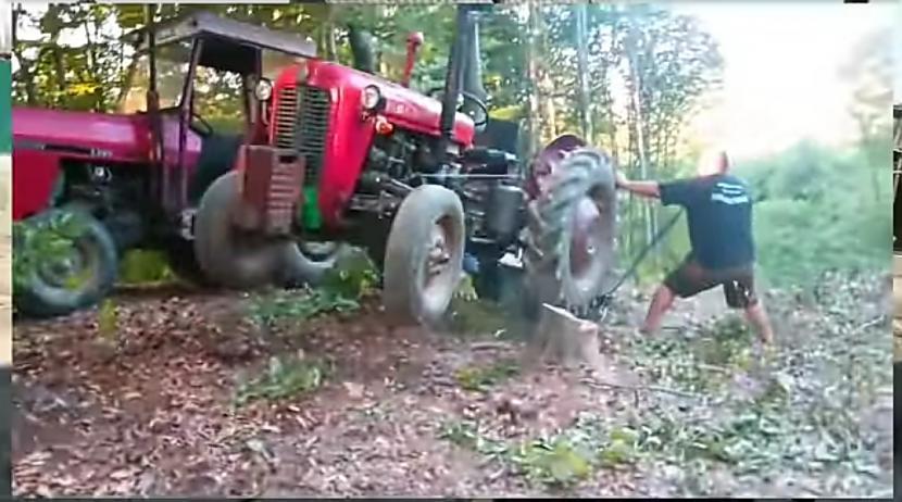 Autors: Zibenzellis69 Traktoristu interesanto piedzīvojumu izlase 🚜
