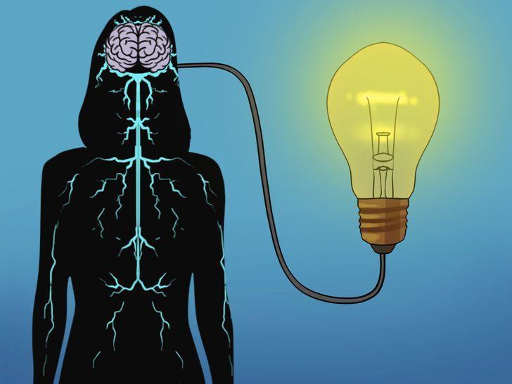 Smadzenes saražo pietiekami... Autors: Lestets 10 lietas, kuras var izdarīt cilvēka ķermenis, bet tas mulsina zinātniekus
