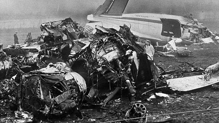 Kalifornijas Politehniskās... Autors: Plane Crash central Komerciālo lidaparātu katastrofu bildes (1960.g - 1967. g)