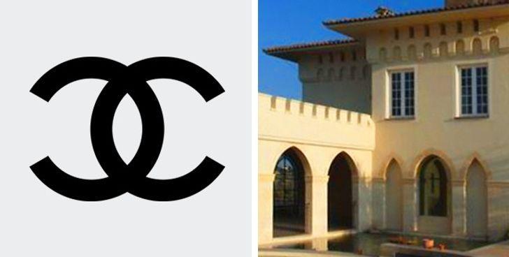 ChanelScaronī logo... Autors: The Diāna 11 apslēptas simboliskas nozīmes pasaulslavenos logo