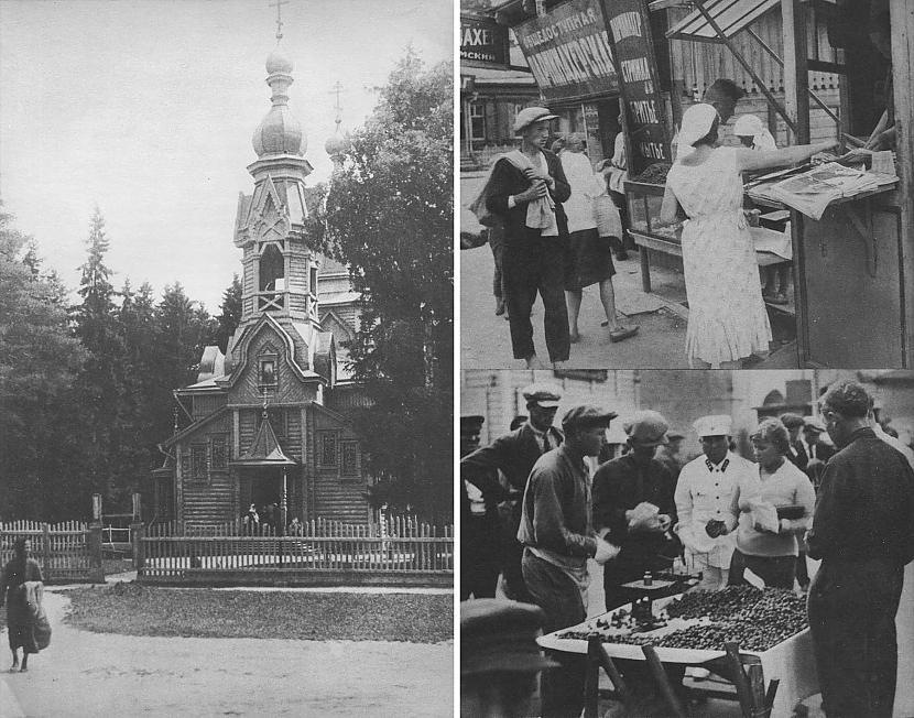 Tajā laikā sākās neiedomājama... Autors: Lestets PSRS 1930-to gadu dzīve