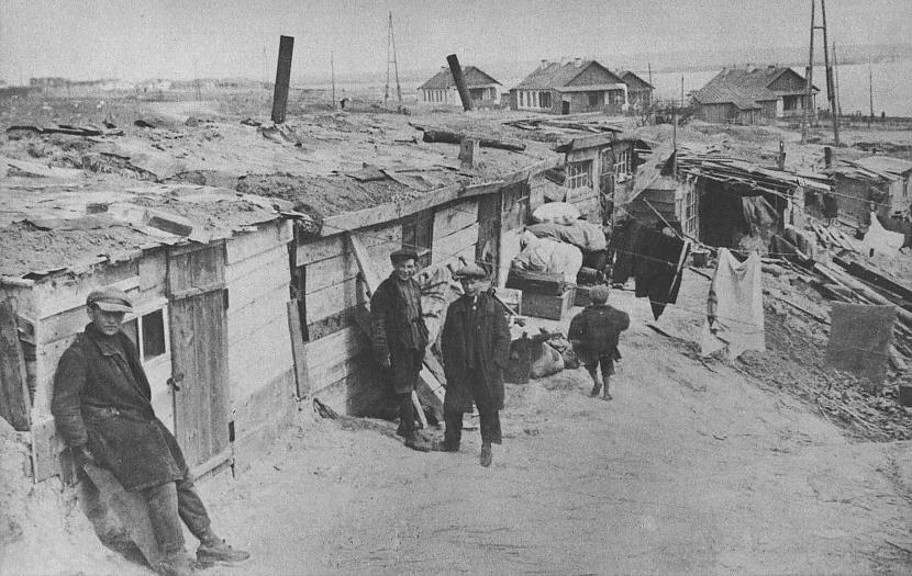 quotDņeprostroiquot bija liela... Autors: Lestets PSRS 1930-to gadu dzīve